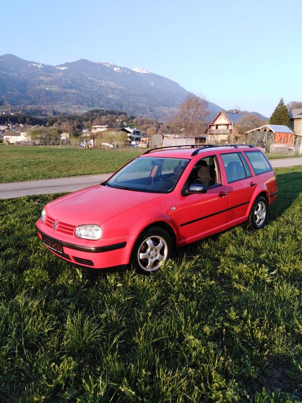 VW Golf 4 tdi 1