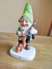 Goebel Porzellanfigur Co-Boy Zwerg Dwarf