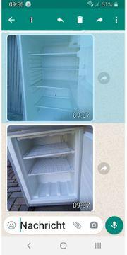 Kühl-Gefrierkombination von BOMANN