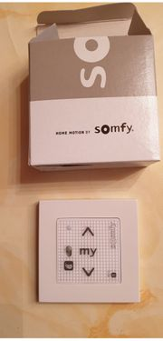 Somfy Smoove RS100 io Funk-Wandsender