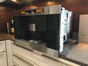 Miele Einbau-Kaffeevollautomat Nespresso-Kapseln CVA 2660