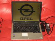 Toshiba Tecra Laptop Opel Diagnoseprogramm