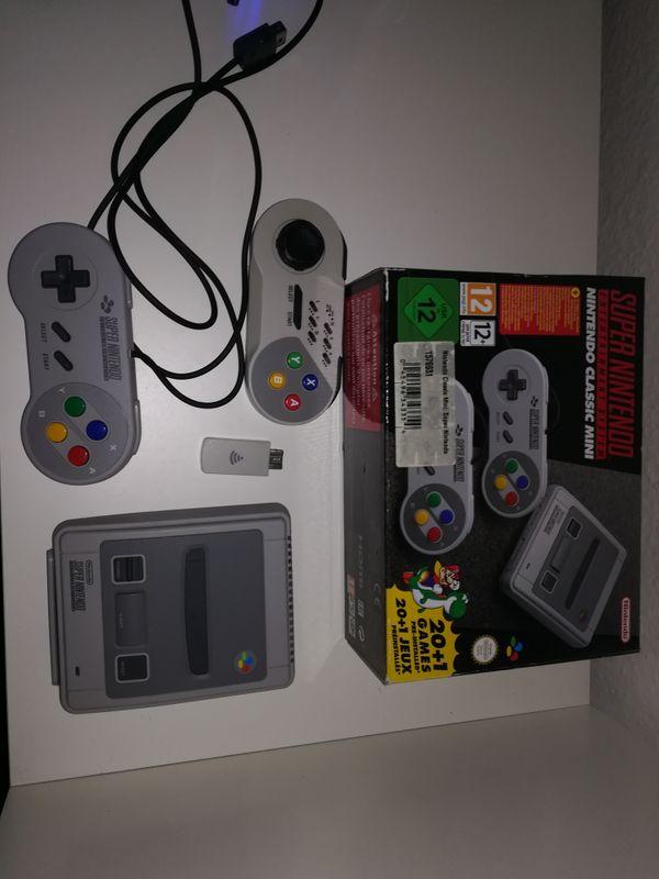 Super Nintendo Entertainment System Nintendo