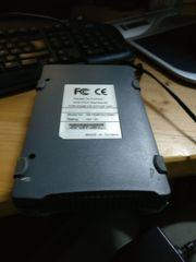 Externe Festplatte USB Firewire