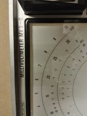 2-Kanal Elektronenstrahloszilloskop 0-15 MHz