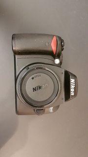 Nikon D40 Spiegelreflexkamera