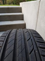 4Stück Bridgestone Turanza Sommerreifen Neuwertig