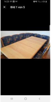 Eckbank mit Stauraum Tisch ausziehbar