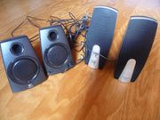 Lautsprecher PC-Stereo-Boxen 5 EURVB Logitech