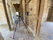 Grundstücksvermessung und 3D Laserscanning