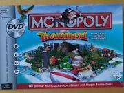 Monopoly Trauminsel mit DVD