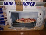 Backofen - Klein