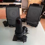 Infrarot Lautsprechersystem
