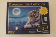 Clementoni Puzzle Lullaby Weiße Tiger