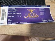 MUSICAL Aladin stuttgart heute 19