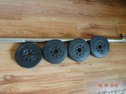 Lang- Kurzhanteln Gewichtscheiben