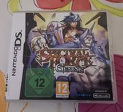 SPECTRAL FORCE -GENESIS Nintendo DS