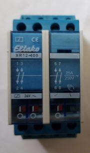 eltako xr12-400 Installationsschütz Reiheneinbau
