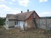 Ungarn Haus beim Balaton Südseite
