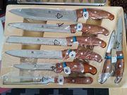 Hochwertiges neues 24teiliges Messer set