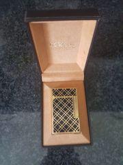 Dupont Paris Feuerzeug 18K Gold