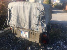 Gelände, Off-Road - schweizer armee anhänger