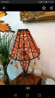 Nostalgische Teelichtlampe