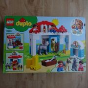 Lego Duplo Wurfbude 10839