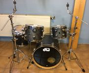 DW Eco-X Drumset Schlagzeug optional