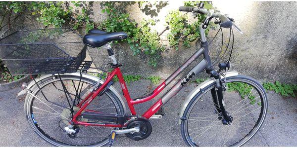 Damen City Bike KTM