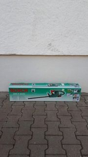 Heckenschere von Bosch mit Akku