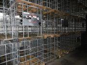 IBC Gitterboxen 52 Stück auf