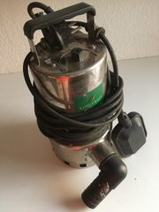 Schmutzwasserpumpe KCSP 601