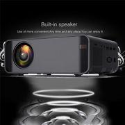 Projektor 3D 1080P HD Heimkino-Projektor