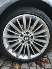BMW Sommerreifen Alu Vielspeiche 416