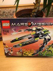 Lego Mars Mission 7646