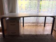 Designer-Ensemble Schreibtisch etc 4 Teile
