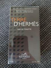 TERRE D HERMES 100ml OVP