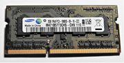 Samsung 2GB DDR3 RAM 204-pin