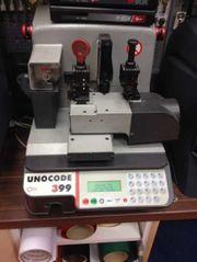 Silca Uno Code 399 Schlüsselmaschine