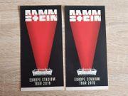 2 Rammstein-Karten für Wien Top-Sitzplätze