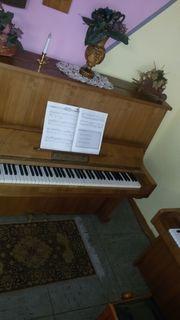 Klavier e - Klavier teuer war