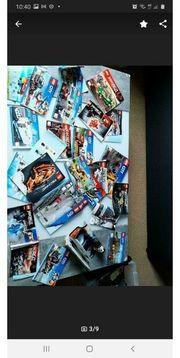 lego city Sammlung starwars ninjago