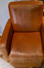 Alte Gerberei Lehnstuhl Lounge Sessel -