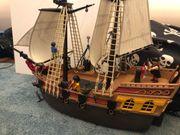 Riesiges Playmobil Piratenschiff 5135 mit