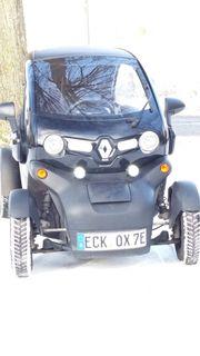 Renault Twizy ohne Batterie Urban