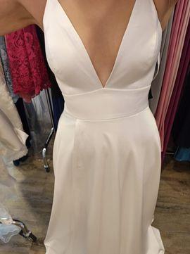 Alles für die Hochzeit - Hochzeitskleid neu