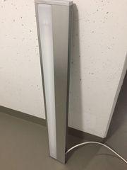 Badlampe aus Edelstahl mit passendem