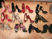 High Heels Pumps Ballerinas Sneaker