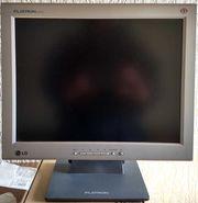 Flachbildschirm Flatron L1511S LG mit